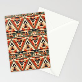But I'm 1/64 Cherokee Seamless Pattern Stationery Cards
