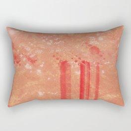 Winter Pattern 4 Rectangular Pillow