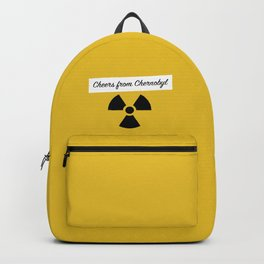 Cheers from Chernobyl Backpack