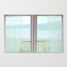 Window Dreams Canvas Print