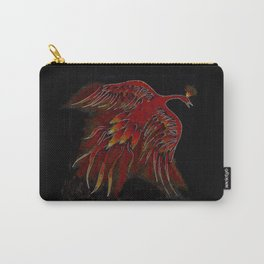 Creature of Fire (The Firebird) Carry-All Pouch