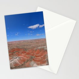 Painted Desert : Petrified Forest National Park Stationery Cards