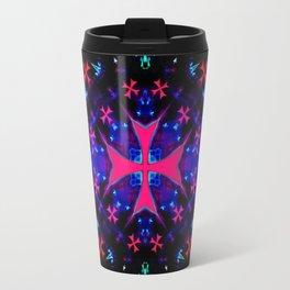 Let´s get Abstract Travel Mug