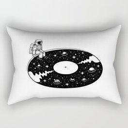 Cosmic Sound Rectangular Pillow