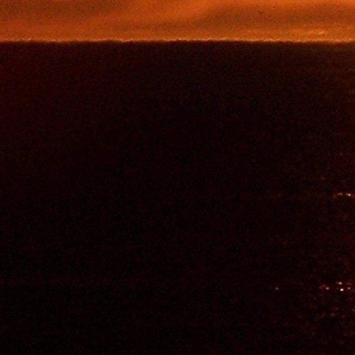 Golden Sunset on the Sea Leggings
