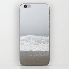Foggy Ocean iPhone Skin