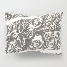Doorway - Notre Dame Cathedral, Paris, France 2015 Pillow Sham