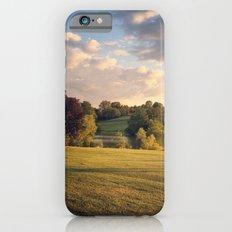 Golden Light Sunset Landscape iPhone 6s Slim Case
