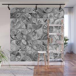 Wheels Wall Mural