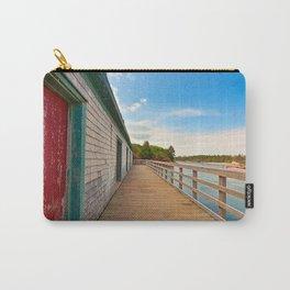 PEI Beach Boardwalk Carry-All Pouch