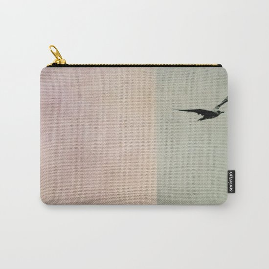 sea color Carry-All Pouch
