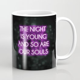 Neon - Young souls Coffee Mug