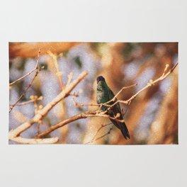 Bird - Photography Paper Effect 003 Rug