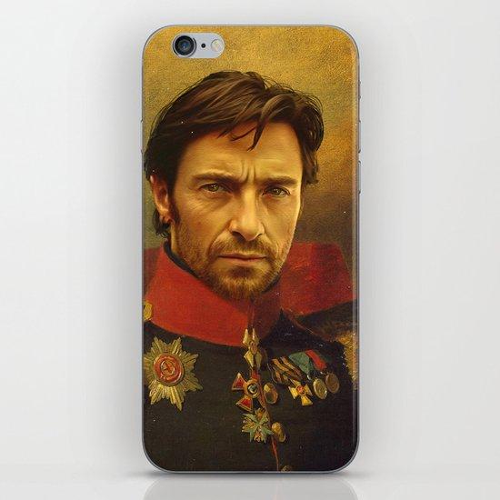Hugh Jackman - replaceface iPhone & iPod Skin