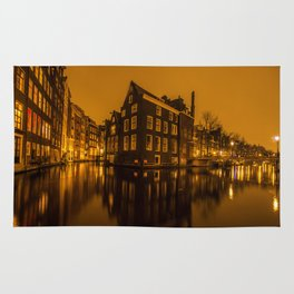 Amsterdam secrets Rug