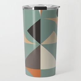 Mid Century 07C Travel Mug