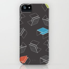 The End Table iPhone Case