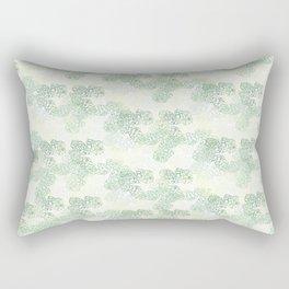 White Widow Rectangular Pillow