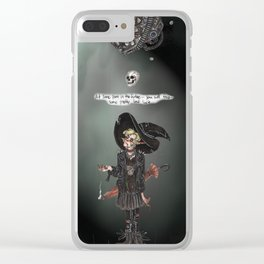 The Suffering Game Clear iPhone Case