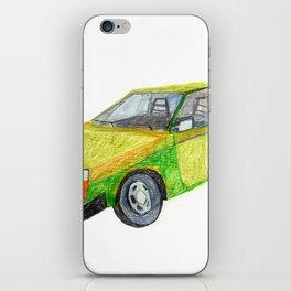 Volvo240 iPhone Skin