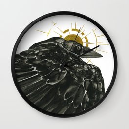 Brother Grimm Wall Clock