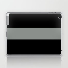 The Thin Grey Line Laptop & iPad Skin