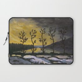 Forever lonely trees (The Danish Girl interpretation) Laptop Sleeve