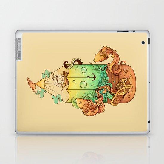 Joy of Creativity Laptop & iPad Skin