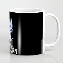 Meowgical Kittycorn Unicorn Cat Lover Coffee Mug