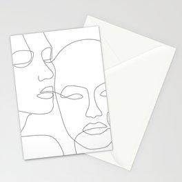 Cheek to Cheek Stationery Cards