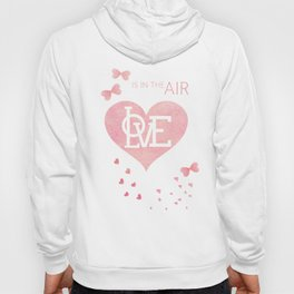 Butterfly Love In The Air Hoody
