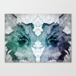 Test de Rorschach II Canvas Print