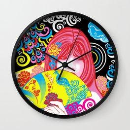 Harajuku Wall Clock