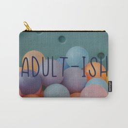 Adult-ish balls Carry-All Pouch