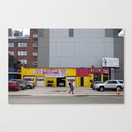 Toyo Canvas Print