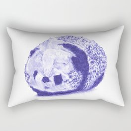 Panda Ice Cream Rectangular Pillow