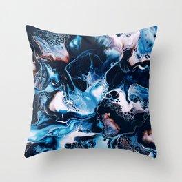 Tide Throw Pillow