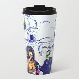 Monstruous Wedding Travel Mug