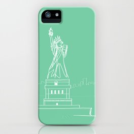 New York by Friztin iPhone Case