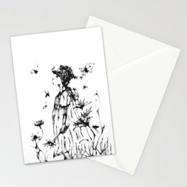 cool sketch 52 Stationery Cards