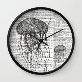 Free Floating Trio Wall Clock