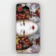 Becoming a Geisha  iPhone & iPod Skin