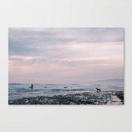 Sands Beach, Isla Vista, CA. Canvas Print