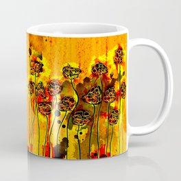 The Fence with Fragrances Coffee Mug
