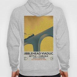 Ribblehead Viaduct Yorkshire Hoody