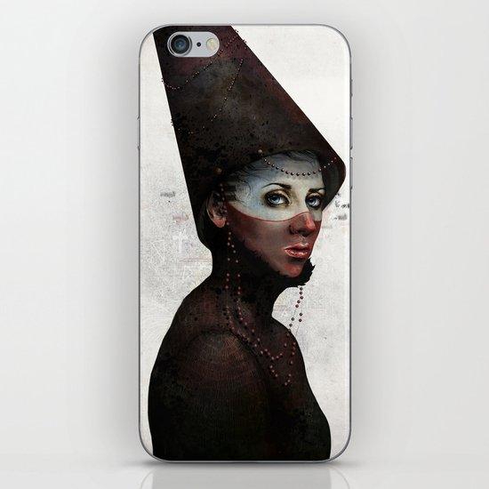 Priest iPhone & iPod Skin