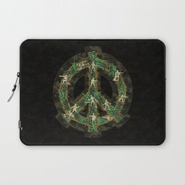 Peace Keepers Laptop Sleeve