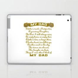 My Dad Laptop & iPad Skin