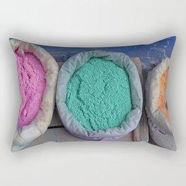 Chefchaouen Details II Rectangular Pillow