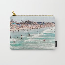 Pacific Beach Landscape, San Diego, California Carry-All Pouch